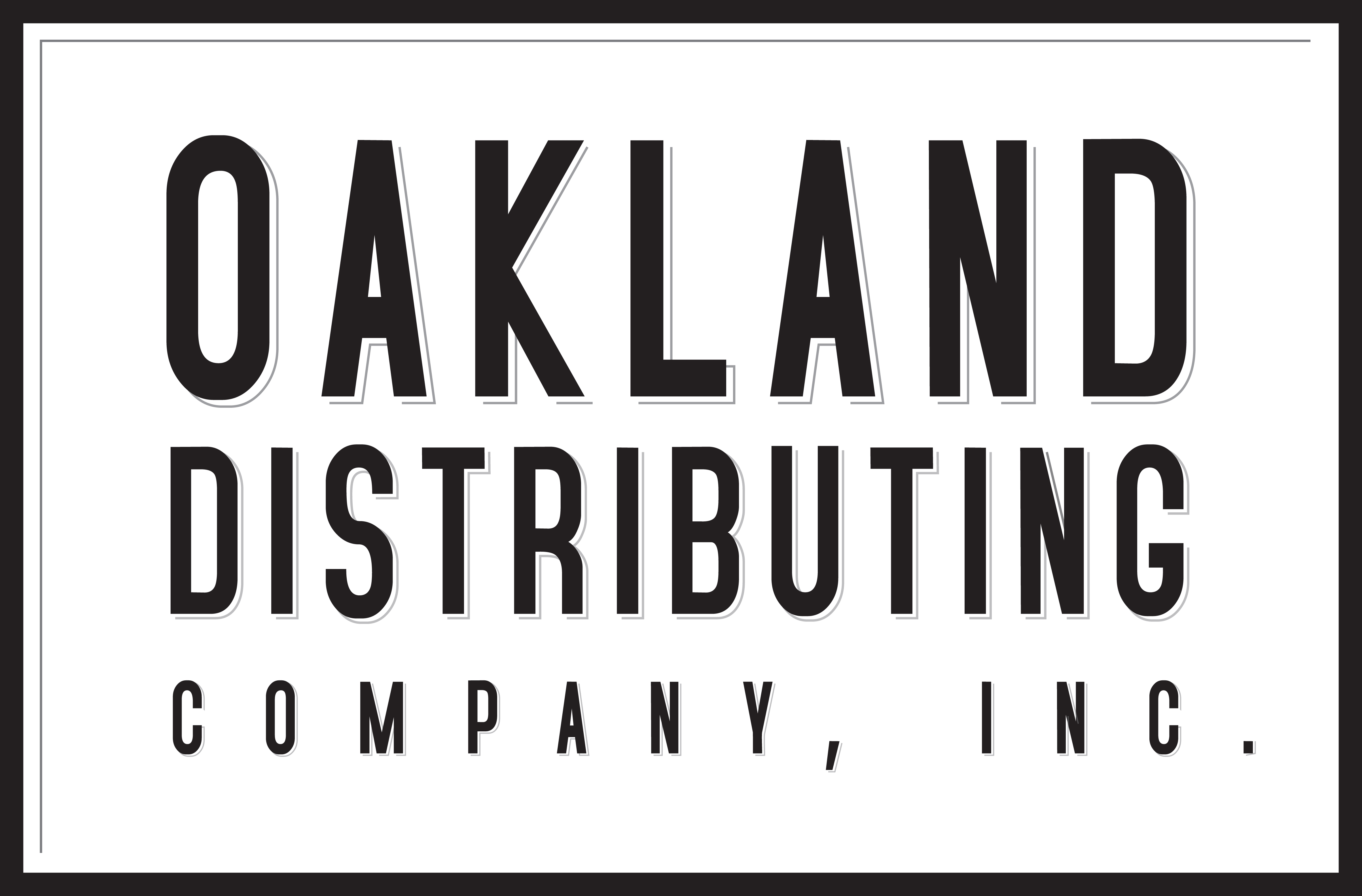 Oakland Distributing Company